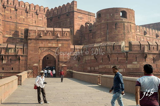 RED FORT - AGRA-2