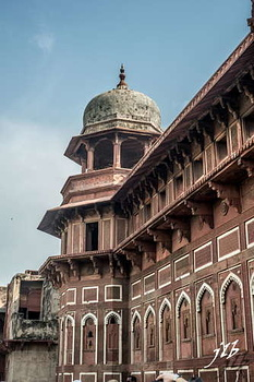 RED FORT - AGRA-4