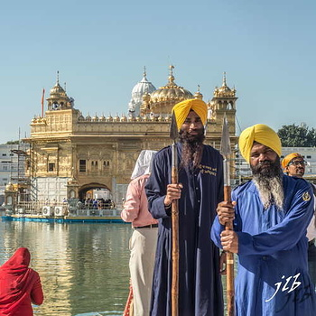 GOLDEN TEMPLE - AMRITSAR-1