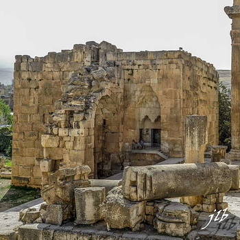 Tour sud  - Baalbeck-1