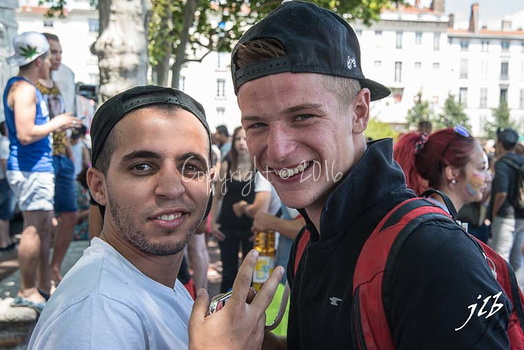 Gay Pride 2015 à Lyon-Portraits-2
