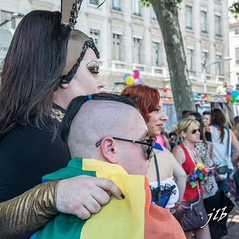 Gay Pride 2015 à Lyon-Portraits-5