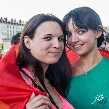 Gay Pride 2015 à Lyon-Portraits-6