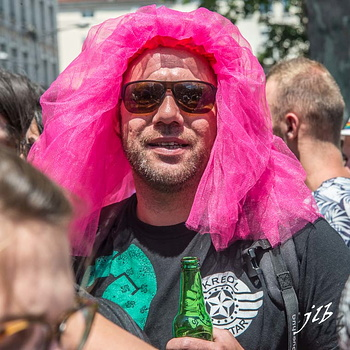 Gay Pride 2015 à Lyon-Portraits-10