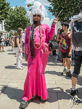 Gay Pride 2015 à Lyon-Portraits-18