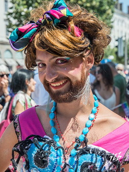 Gay Pride 2015 à Lyon-Portraits-21