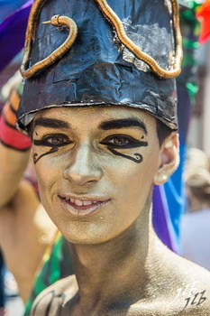 Gay Pride 2015 à Lyon-Portraits-27