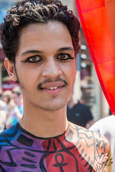 Gay Pride 2015 à Lyon-Portraits-30