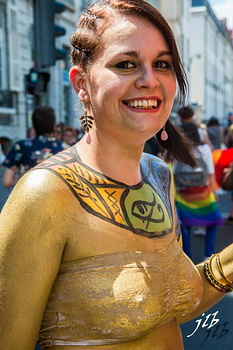 Gay Pride 2015 à Lyon-Portraits-31