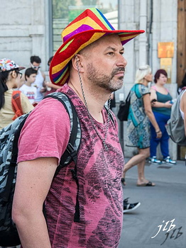Gay Pride 2015 à Lyon-Portraits-33