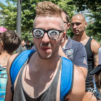 Gay Pride 2015 à Lyon-Portraits-36