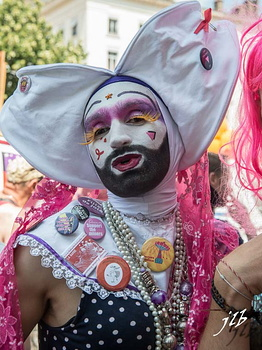 Gay Pride 2015 à Lyon-Portraits-40
