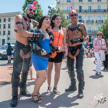 Gay Pride 2015 à Lyon-Portraits-46