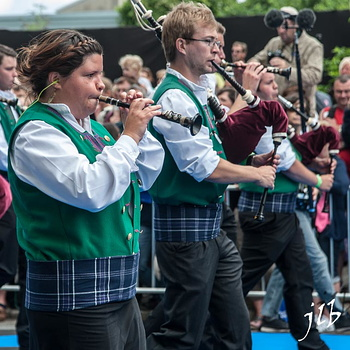 GPS Pipe Band-16