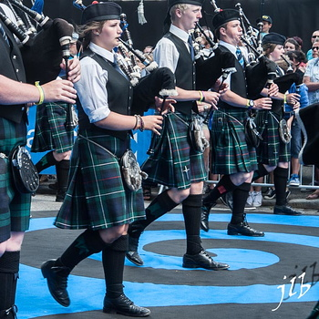 Ullapool & District Pipe Band-8