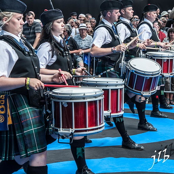 Ullapool & District Pipe Band-10